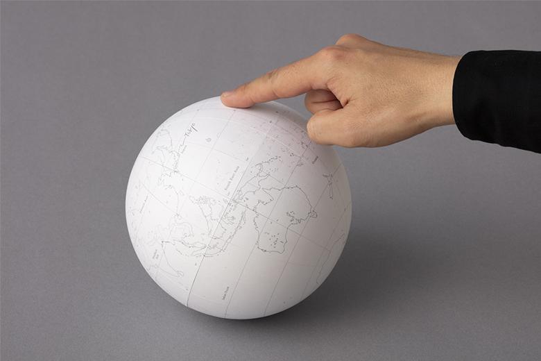 5013 地球儀